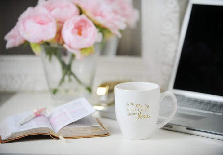 """""""In the morning when I rise give me Jesus"""" Mug"""